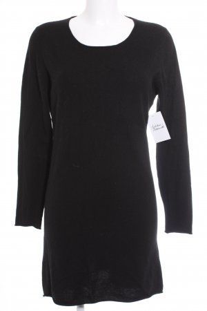 Allude Long Sweater black casual look