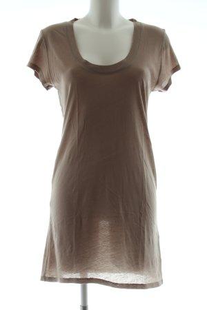 Allude Longshirt braun Casual-Look