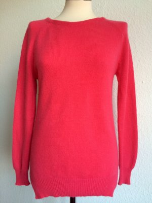 ALLUDE Pullover 100% Cashmere, Gr. S, pink