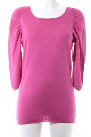 Allude Crewneck Sweater violet casual look