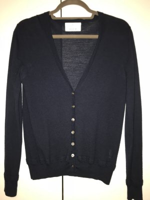 Allude Cardigan dark blue
