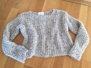 Allude Pullover a maglia grossa multicolore