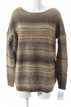 Allude Knitted Sweater multicolored glittery