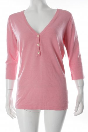 Allude Strickpullover rosa Casual-Look