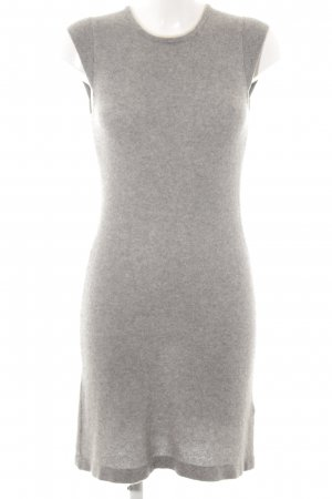 Allude Woolen Dress light grey elegant