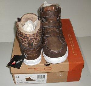 "Allwetter Sneaker/ Winterschuhe / Stiefel /Boots ""~ NICO~ [NEU] Gr.36"
