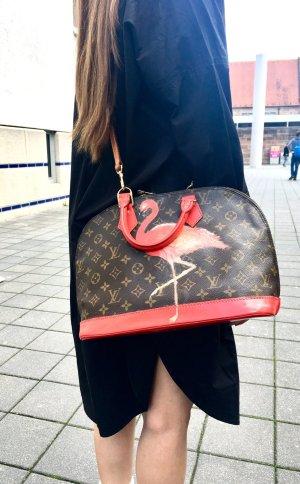 Alma DIy Gemalte Tasche Louis Vuitton