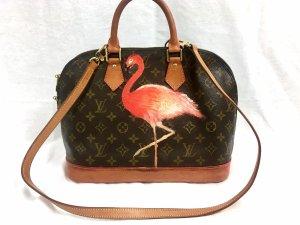 Alma Louis Vuitton Tasche mit Schultergurt