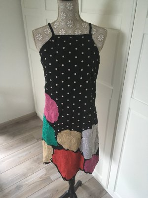 Almatrichi Robe fourreau multicolore