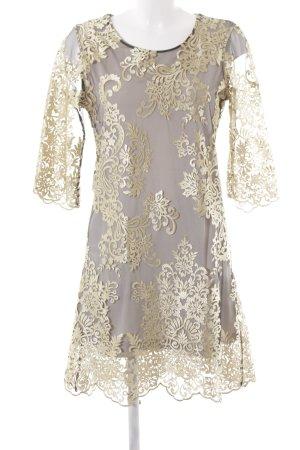 Almatrichi Lace Dress multicolored elegant