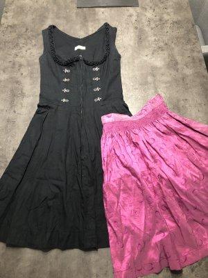 Almsach Vestido Dirndl negro