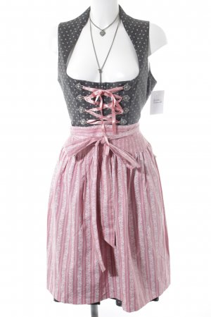 Almsach Dirndl florales Muster Country-Look