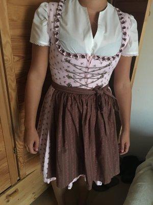 Almsach Traditionele jurk veelkleurig