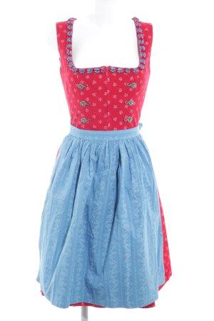 Almsach Vestido Dirndl multicolor estilo clásico