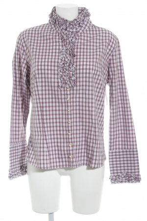 Almsach Traditional Shirt check pattern country style