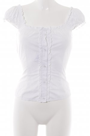 Almsach Traditional Shirt white country style
