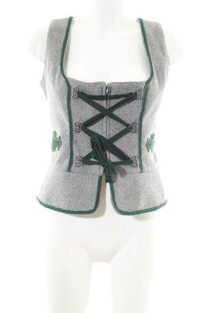 Almsach Traditional Camisole light grey elegant