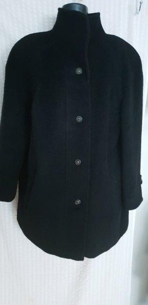 Giacca di lana nero Lana d'alpaca