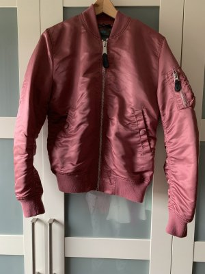 Alpha Industries Bomber Jacket pink