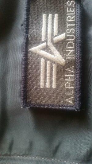 Alpha Industrie Jacke grün gr.M