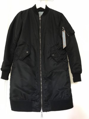 Alpha Industries Bomber Jacket black