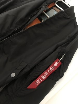 Alpha Industries Blousje zwart