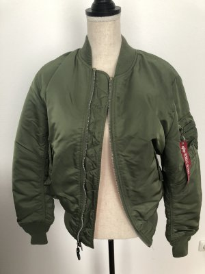 Alpha Industries Bomberjacke Gr. S