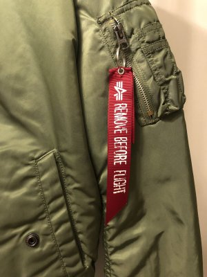 Alpha Industries Bomberjacke »MA-1 SF Wmn«