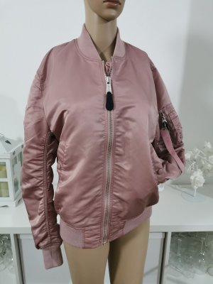 Alpha Industries Bomber Jacket dusky pink