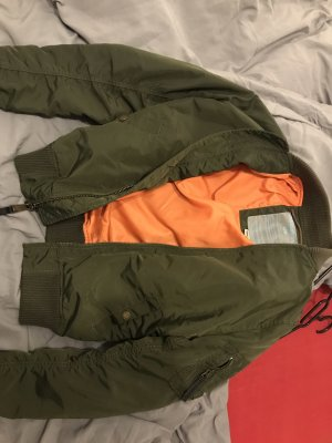 Alpha industries  MA - 1 PM Cropped Bomber Blouson