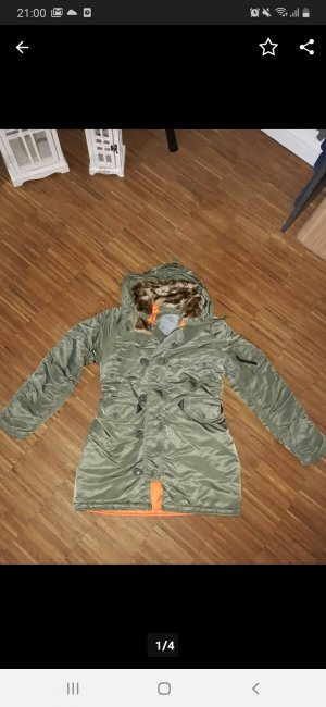 Alpha Industries Giacca invernale cachi