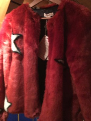 Alphamoment Faux Fur Jacke