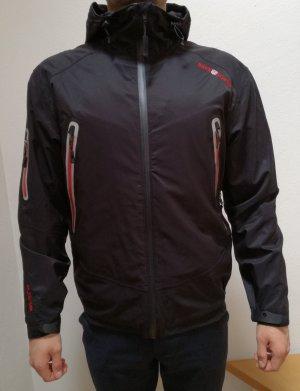 Alpina Winter Jacket black-red nylon
