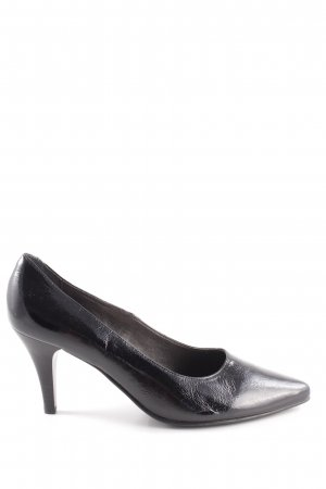 Alpina Pointed Toe Pumps black business style