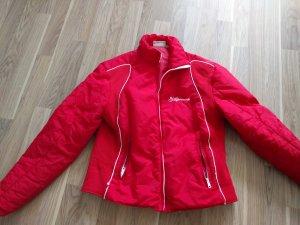 Alprausch Jacke Rot Größe L