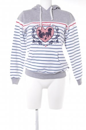 Alprausch Hooded Sweater multicolored casual look