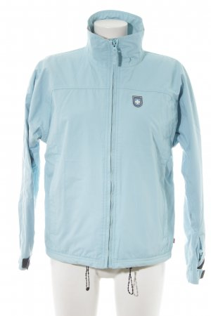Alprausch Winter Jacket baby blue athletic style