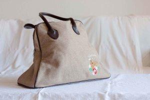 Alpstyle Filz Tasche von Edelweiss - wie neu