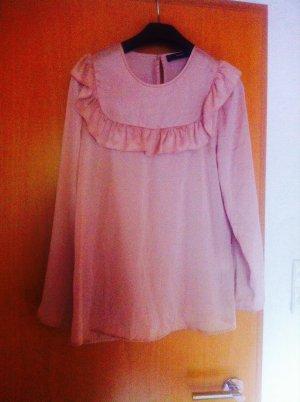 Alt rosa Bluse von Hallhuber Gr. 36