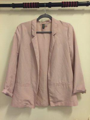 Alt-rosaner Blazer von H&M
