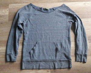 Alternative Earth Pullover Pulli Sweat Uboot Ausschnitt Sweater L