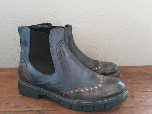 Altra Officina Boots Leder 38
