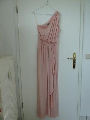 Altrosa Abendkleid
