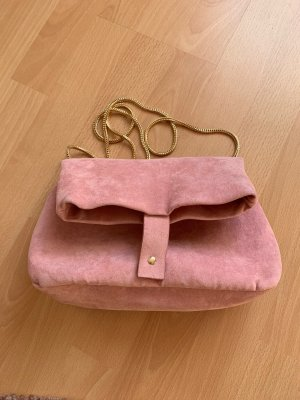 Gina Tricot Handbag rose-gold-coloured