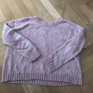 Aerie Knitted Sweater rose-gold-coloured