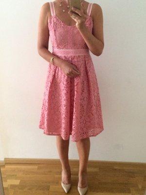 Adrianna Papell Jurk roze