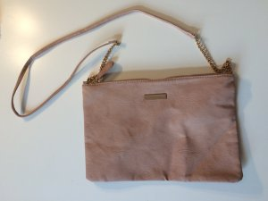 Altrosa Tasche | Länger Henkel | Clutch