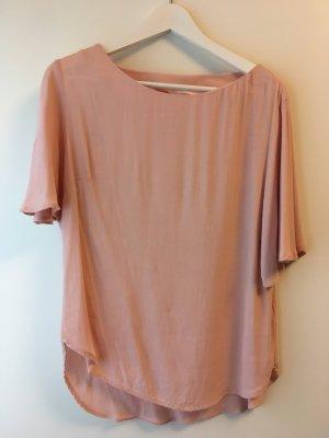 Altrosafarbene Bluse von H&M