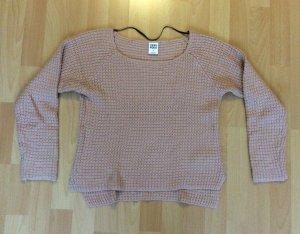 Altrosafarbener Pullover von Vero Moda in der Größe xs