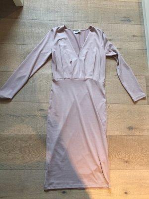 Altrosafarbenes Kleid von asos